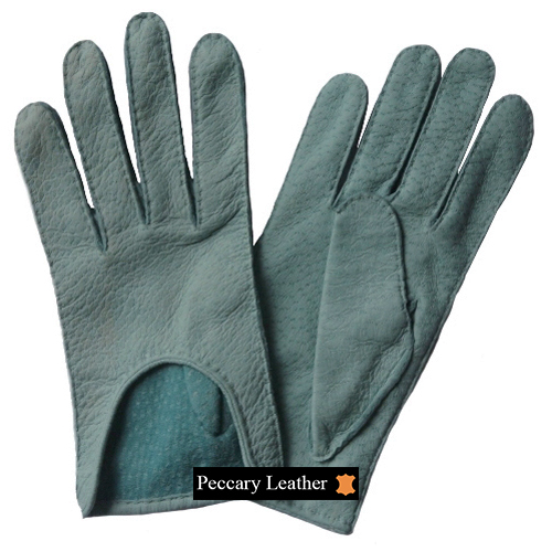 Cielo Peccary Leather Gloves