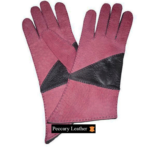 Karin Peccary Leather Gloves