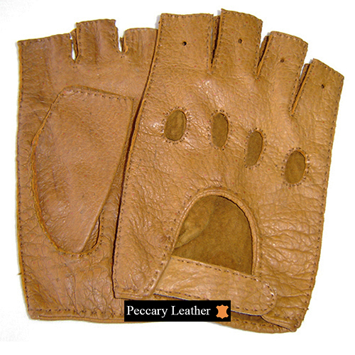 Saltancay Peccary Leather Gloves