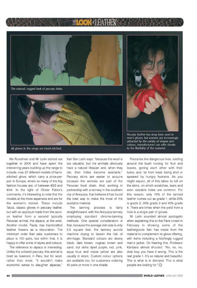 WorldLeather Magazine - 3