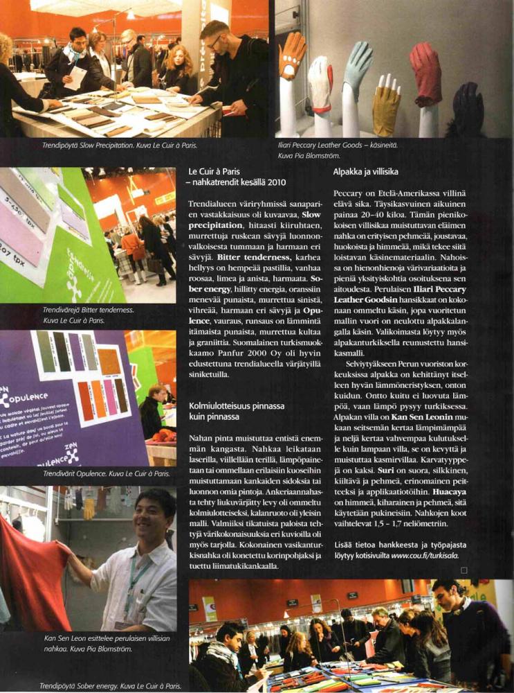 Turkistalous Magazine